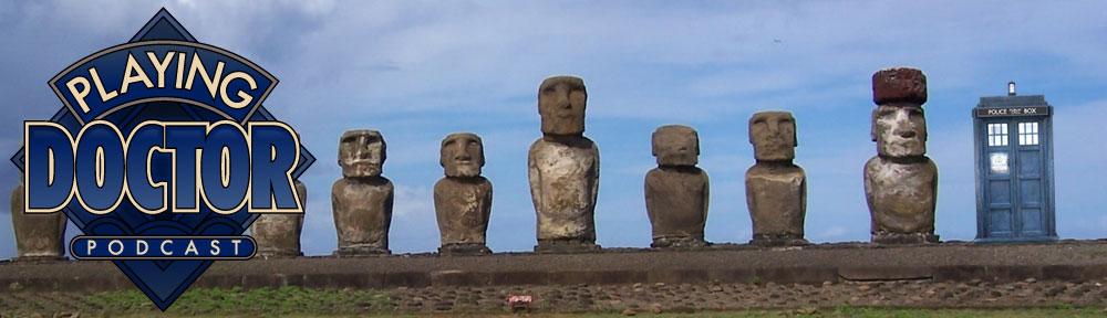 Easter Island TARDIS