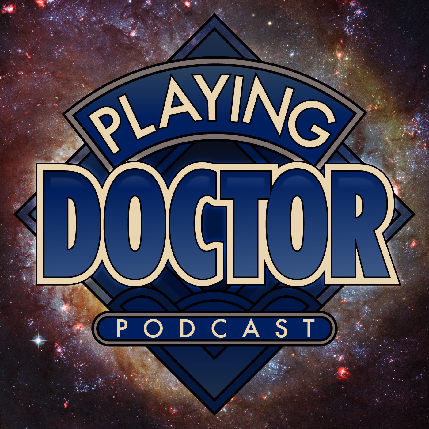 Playing Doctor: A Doctor Who Podcast